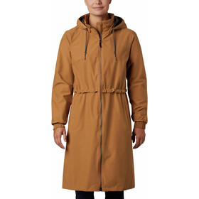 Columbia Firwood Chaqueta Larga Mujer, light elk